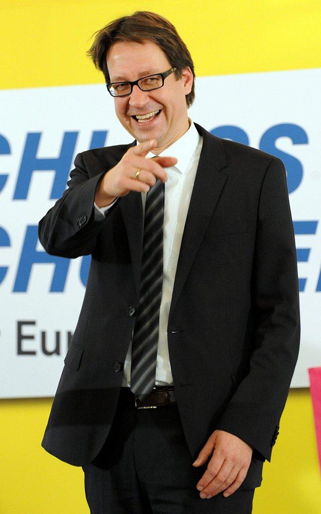 Kleiner FDP Parteitag